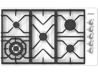 Appliances Online Westinghouse WHG955WA 90cm Natural Gas Cooktop