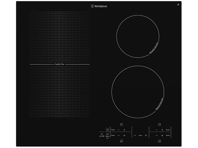 Westinghouse WHI645BA 60cm Induction Cooktop