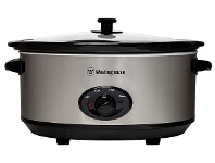 Appliances Online Westinghouse WHSC01SS 6.5L Slow Cooker