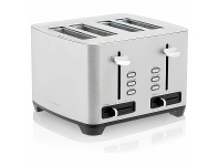 Appliances Online Westinghouse WHTS4S05SS 4 Slice Stainless Steel Toaster
