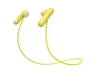 Appliances Online Sony WISP500Y Bluetooth In Ear Headphones Yellow