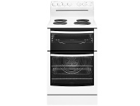 Appliances Online Westinghouse WLE535WB 54cm Freestanding Electric Fan Forced Oven/Stove