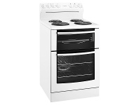 Appliances Online Westinghouse WLE625WA 60cm Freestanding Electric Oven/Stove
