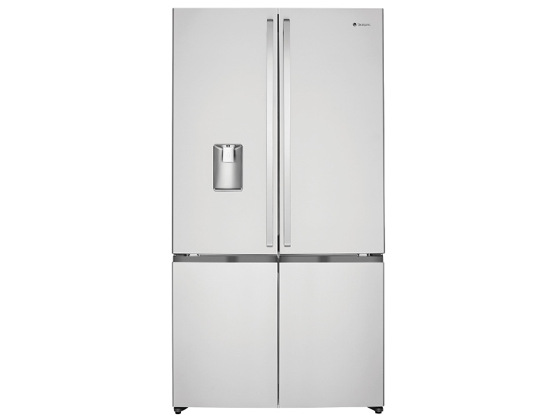 Westinghouse 600L French Door Fridge with Ice Maker and Water Dispenser WQE6060SA