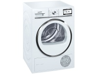 Appliances Online Siemens WT47Y7W0AU iQ800 9kg Heat Pump Dryer with selfCleaning Condenser