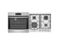 Appliances Online Westinghouse Cooking Package WVE615SWHG644SA
