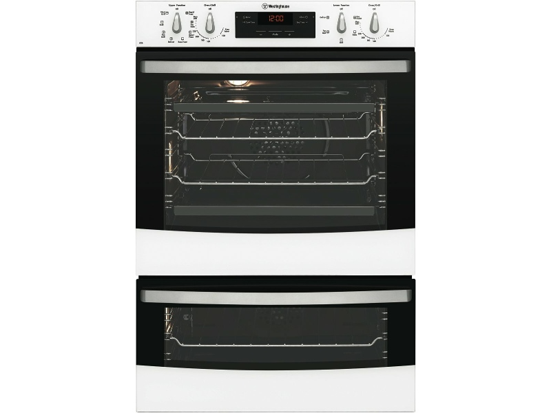 Westinghouse 60cm Electric Built-In Double Oven WVE625WC