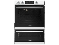 Appliances Online Westinghouse 60cm Electric Built-In Double Oven WVE665WC