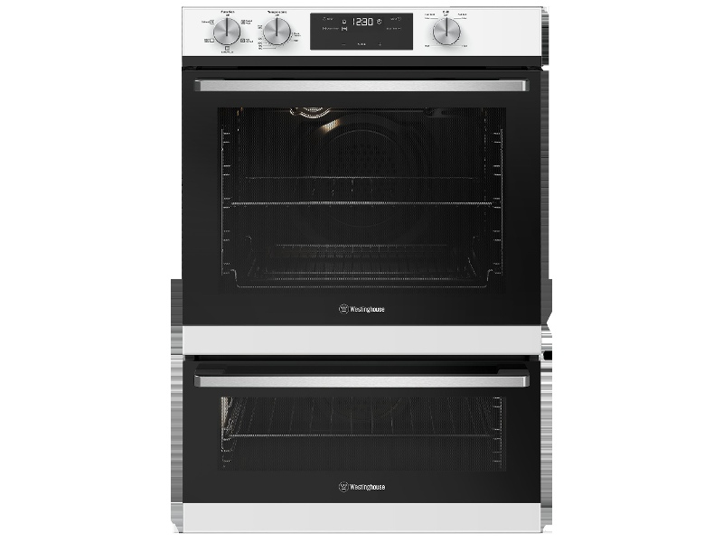 Westinghouse 60cm Electric Built-In Double Oven WVE665WC