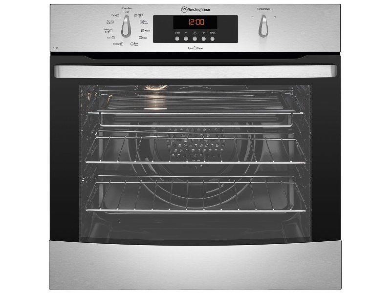 Westinghouse WVEP615S 60cm Pyrolytic Built-In Oven