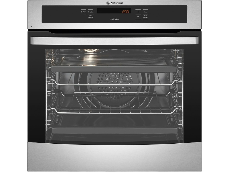 Westinghouse 60cm Pyrolytic Electric Built-In Oven WVEP617DSC