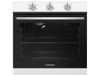 Appliances Online Westinghouse 60cm Natural Gas Built-In Oven with Integrated Electric Grill WVG613WCNG