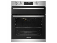 Appliances Online Westinghouse 60cm LPG Gas Built-In Oven with Separate Grill WVG665SCLP