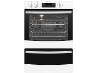 Appliances Online Westinghouse WVG665W 60cm Natural Gas Built-In Double Oven