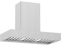 Appliances Online Whispair X5V09S6.OU/T 90cm Vienna Canopy Rangehood with Ultra EC On-Board Motor