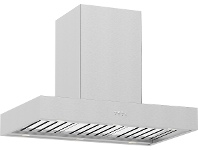 Appliances Online Whispair X7V09S5.EPP 90cm Vienna Canopy Island Rangehood with Pro Plus External Remote Motor