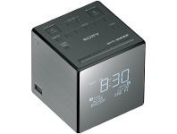 Appliances Online Sony XDRC1DBP Dual Alarm FM Clock Radio