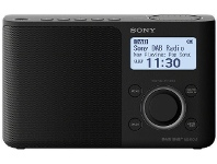Appliances Online Sony XDRS61DB DAB/DAB+ Portable FM Digital Radio