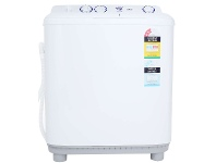 Appliances Online Haier XPB60-287S 6kg Top Load Twin Tub Washing Machine
