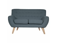Ostro Bremer Two Seater Lounge Blue Y23540BSKY34