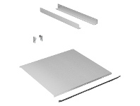 Appliances Online NEFF Z11SZ00X0 Combination Mounting Kit