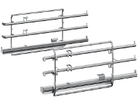 Appliances Online NEFF Z13TC14X0 Telescopic Oven Rails Kit