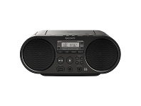 Sony ZSPS55B Boombox CD Player