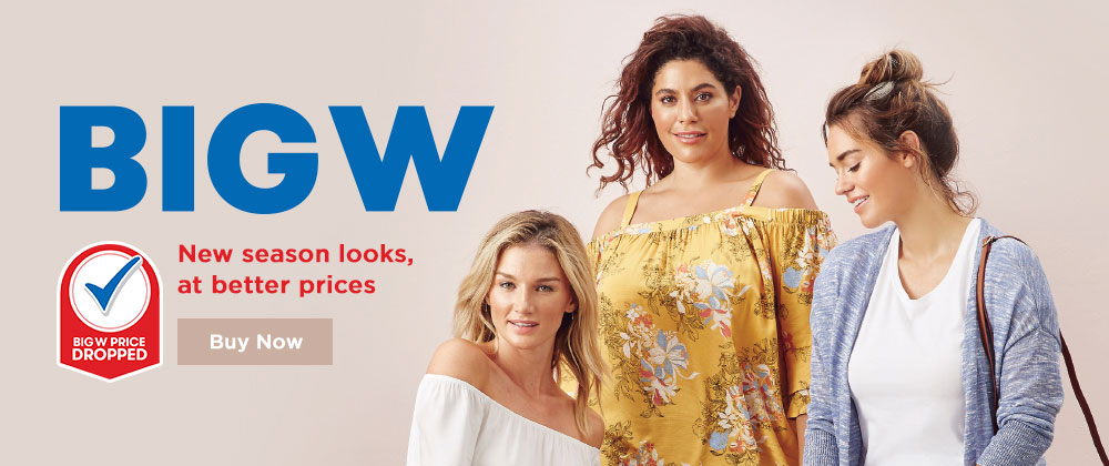 Big W 21st - 27th Feb