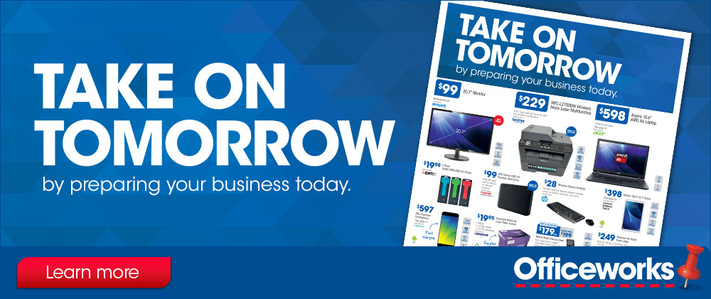 Officeworks - 27th April - 2nd May