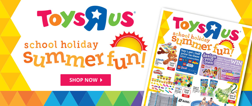Toys R Us 18th - 24th January