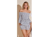 Best & Less Womens Shirred Off Shoulder Top