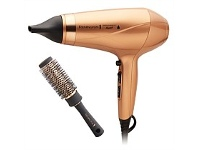 Briscoes NZ Remington Keratin & Argan Oil Nourish Hair Dryer AC8820AU