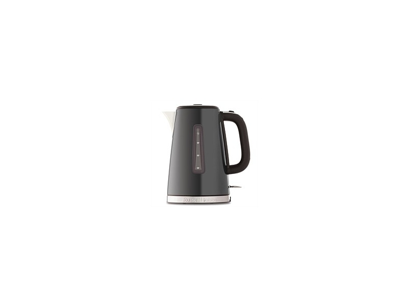 Russell Hobbs Lunar Kettle Moonlight Grey 1.7 Litre RHK62GRY