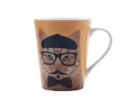 Briscoes NZ Christopher Vine The Mob France-Soir Mug 420ml
