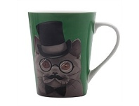Briscoes NZ Christopher Vine The Mob Oliver Mug 420ml