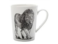 Briscoes NZ Maxwell & Williams Marini Ferlazzo African Lion Mug 450ml