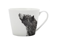 Briscoes NZ Maxwell & Williams Marini Ferlazzo Asiatic Bear Mug 450ml