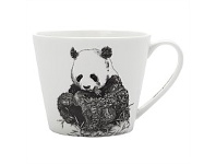 Briscoes NZ Maxwell & Williams Marini Ferlazzo Giant Panda Mug 450ml