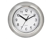 Briscoes NZ The Time Company Portal Wall Clock 20cm