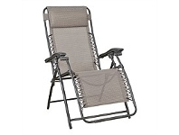 Briscoes NZ Outdoor Creations Valencia Zero Gravity Reclining Chair