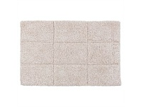 Briscoes NZ Just Home Jaxton Bathmat Taupe 50x80cm
