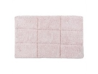 Briscoes NZ Just Home Jaxton Bathmat Blush 50x80cm