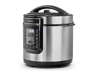 Briscoes NZ Brabantia Digital Pressure Cooker 6 Litre BBEK1086
