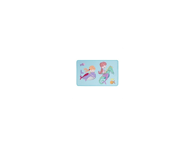 Poppiseed Mermaid Party Mat 50x80cm