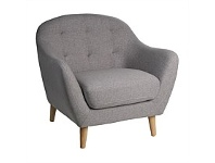 Briscoes NZ Colorado Harvest Grand Lounge Chair Grey