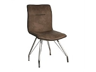 Briscoes NZ Marron Dining Chair Brown