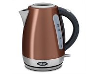 Briscoes NZ Zip Metalic Kettle Copper Colour 1.7L ZIP470