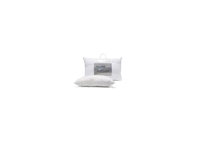 Thermosoft Microfibre Pillow