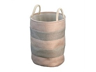 Briscoes NZ Gironde Laundry Hamper Beige Small