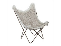 Briscoes NZ Moo Moo Sling Chair Brown